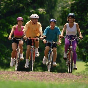 Balades à Vélo st malo