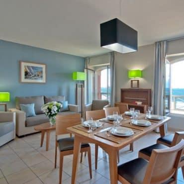Appartement de vacances à Saint-Malo