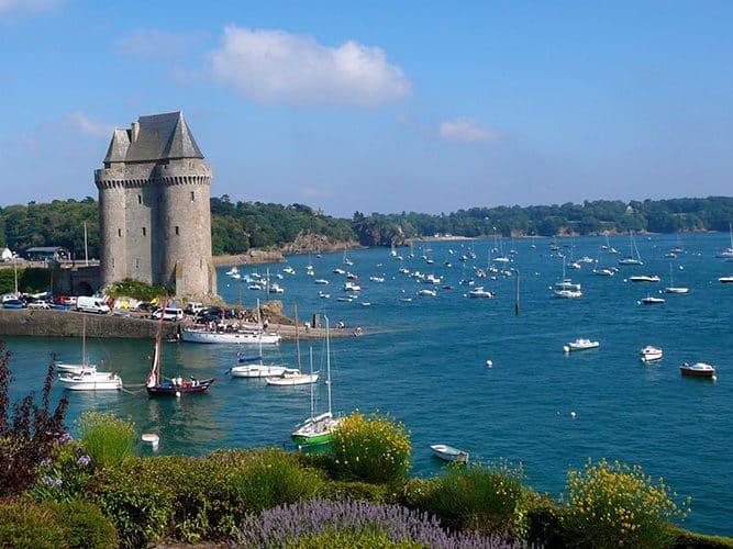 La Tour Solidor de St Malo