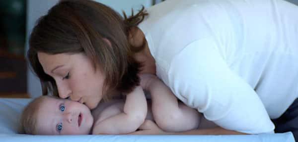 vacances jeune maman