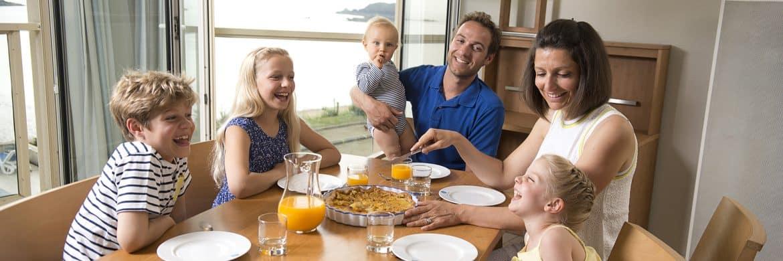 vacances en famille en Bretagne
