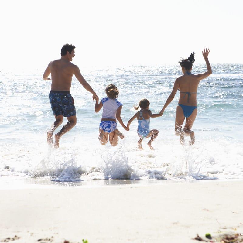 location famille à Saint Malo